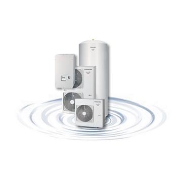 Pompy ciepła powietrze-woda serii ESTIA i ESTIA Powerful