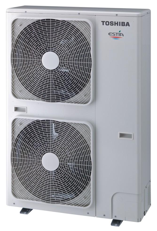 Pompa ciepła Split - jednostka zewnętrzna