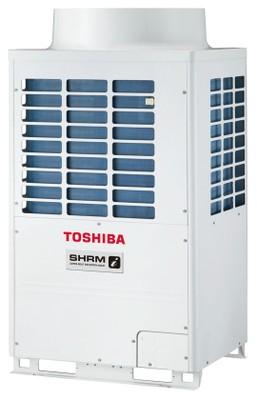 SHRM-i system VRF z odzyskiem ciepła